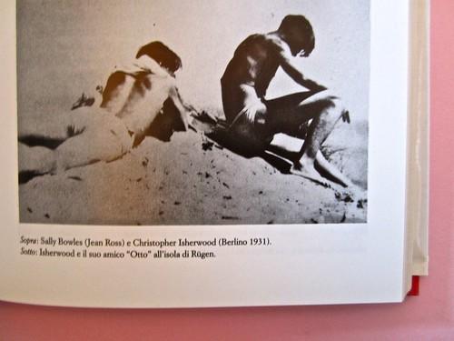 Stephen Spender. Un mondo nel mondo. Il Mulino 1992. Sovracoperta di Alberto Bernini. Pag. 3 delle tavole fuori testo (part.), 1