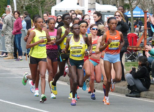 Eventual winner (Jeptoo)