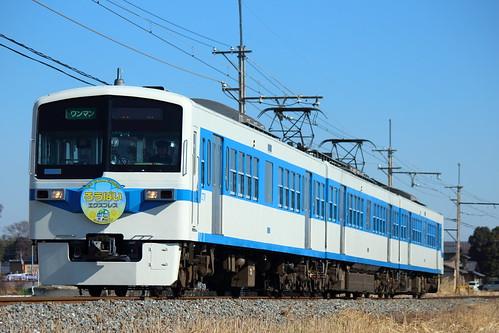 6001F @武州荒木〜東行田