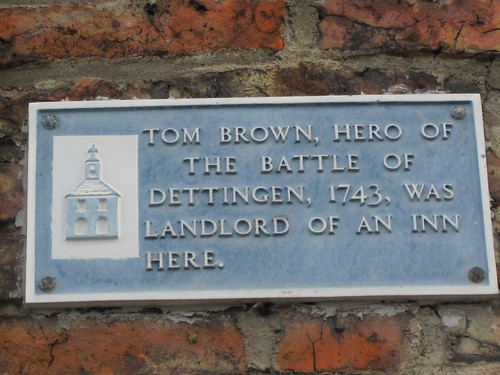 Tom Browns House, Yarm