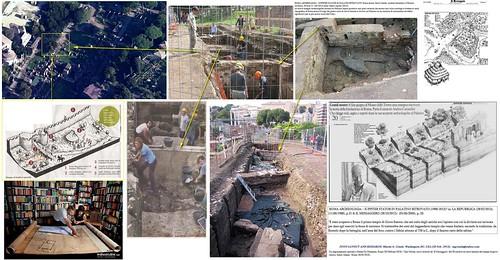ROMA ARCHEOLOGIA: - IUPPITER STATOR IN PALATINO RITROVATO (1988-2013)? in: LA REPUBBLICA (28/02/2013); (11/06/1988), p.21 & IL MESSAGGERO (28/10/2012); (05/06/2000), p. 20. by Martin G. Conde