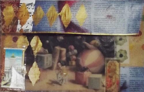 Mail Art - Sender's Choice 2B (Back)