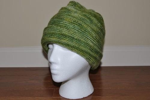 Lapwing hat.