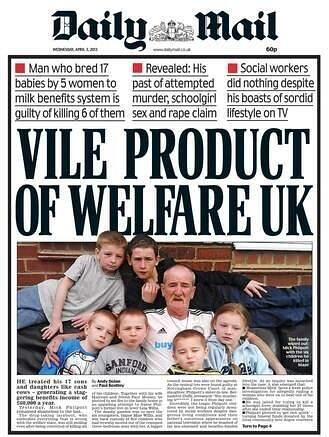 DM Vile product of Welfare UK