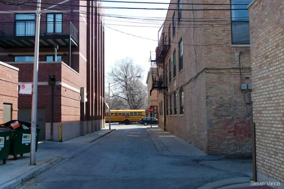 North Avenue no longer has rush hour parking controls!