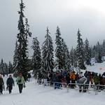 Walking Through the Cypress Ski Area