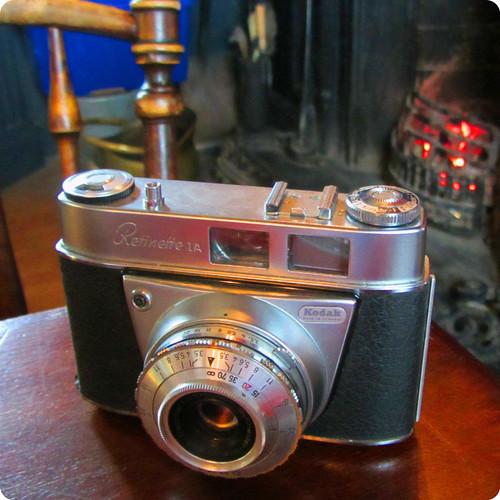 Kodak Retinette 1A, Ektar/Kodachrome version