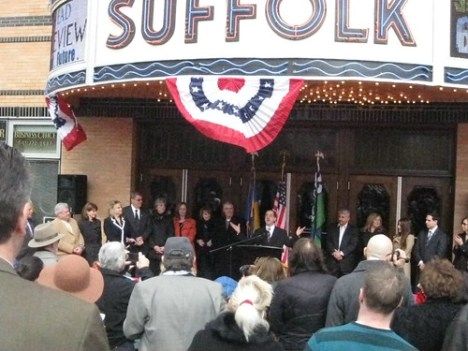 Suffolk Theater: Grand Opening
