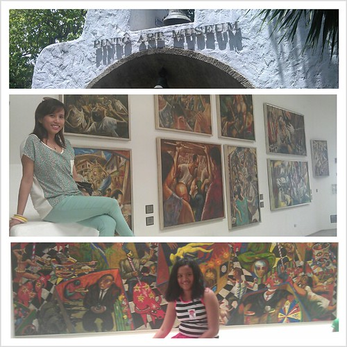 Destination: Weekend Discoveries: Mom and Tina's, Cresent Moon Cafe, Pottery Studio, Pinto Art Museum Antipolo