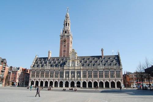 Leuven, universiteitsbibliotheek