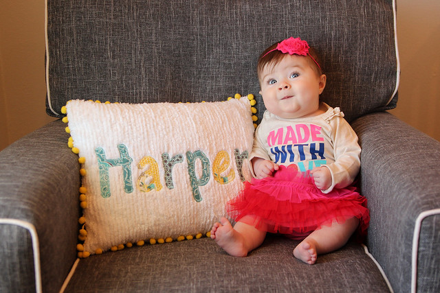 Harper at 5 months