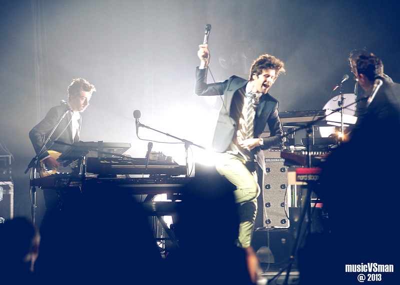 Passion Pit @ Peabody Opera House