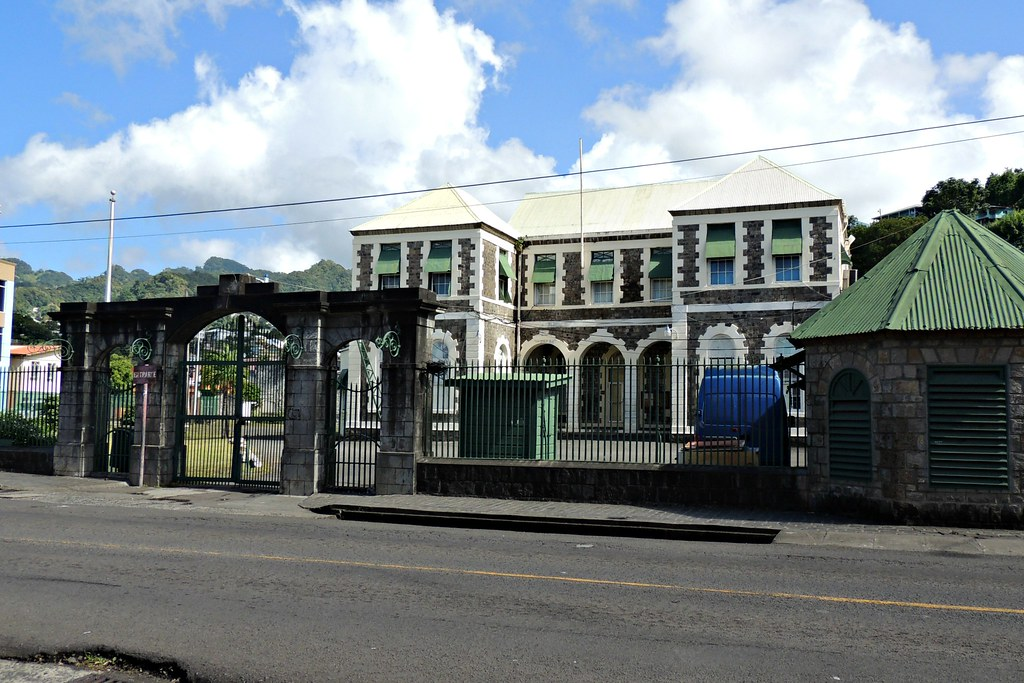Kingstown St Vincent