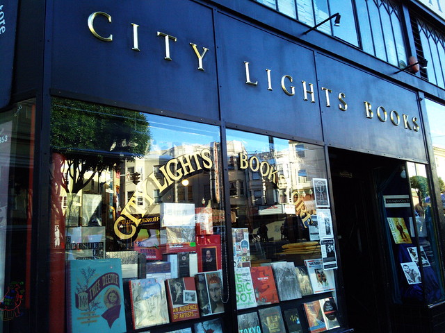 City Lights Bookstore San Francisco