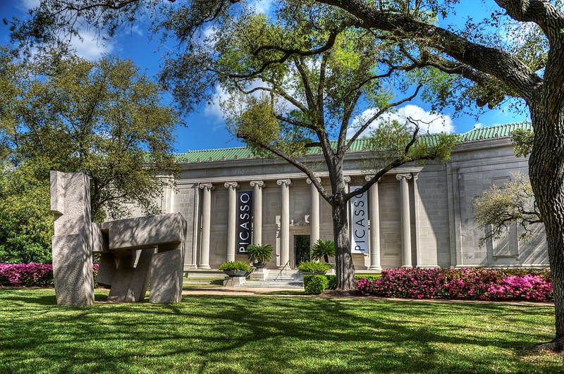Houston Museum of Fine Arts - Picasso Exhibit