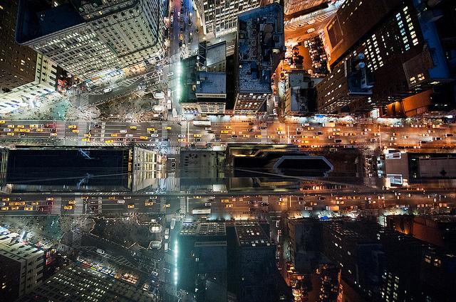 Cityscape & urban landscape photography by Navid Baraty
