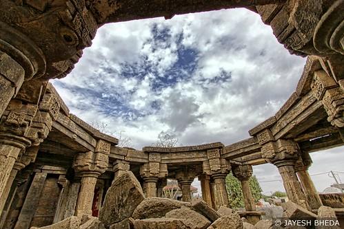 Bhuvdeshwar Mahdev Temple, Bhuvad,Anjar, Kutch by Jayesh Bheda