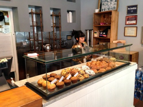 Culture Espresso baked goods mmm