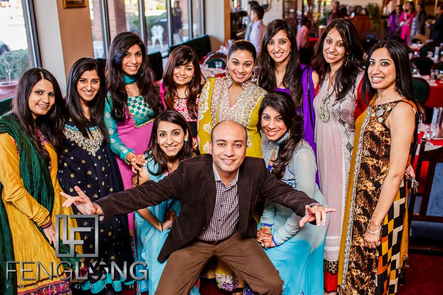 Kanwal & Ali's Satada | Poona Indian Restaurant | Atlanta Indian Ismaili Wedding Photography