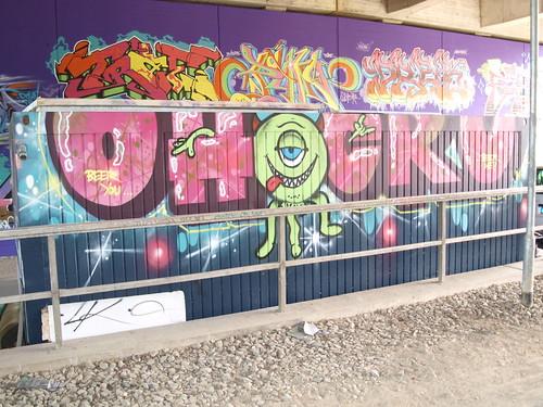 OH Cru by graffiticollector