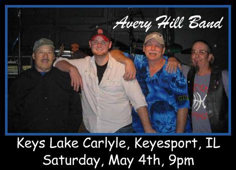 Avery Hill Band 5-4-13