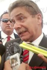 """En """"veremos"""" se encuentra el proyecto de un Nuevo Hospital Central para la capital potosina, así lo reconoció el gobernador del estado, Fernando Toranzo Fernández"""