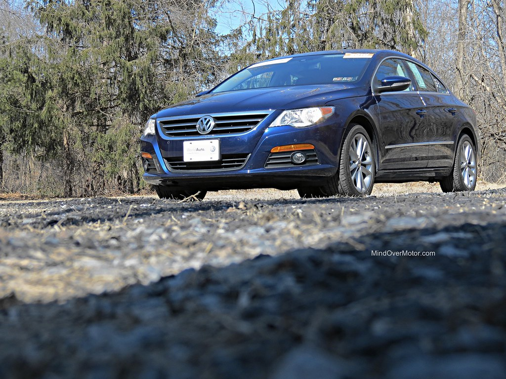 Volkswagen CC reviewed by Mind Over Motor