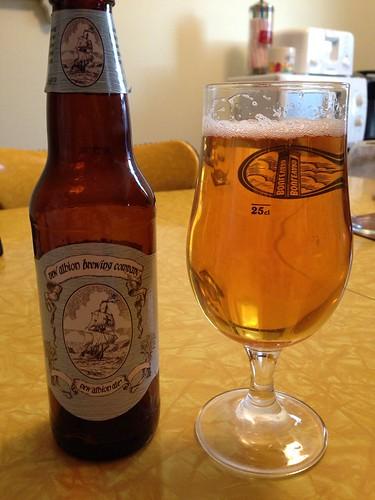 New Albion Ale