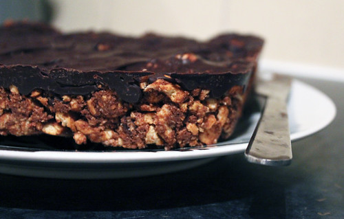 Chocolate Biscuit Cake (2/3)