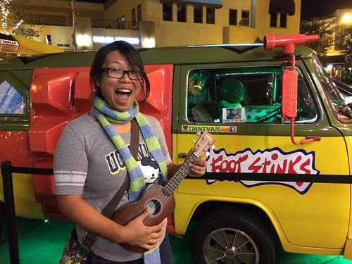Turtle Van!