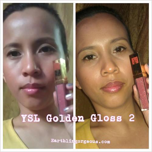 YSL Golden Gloss