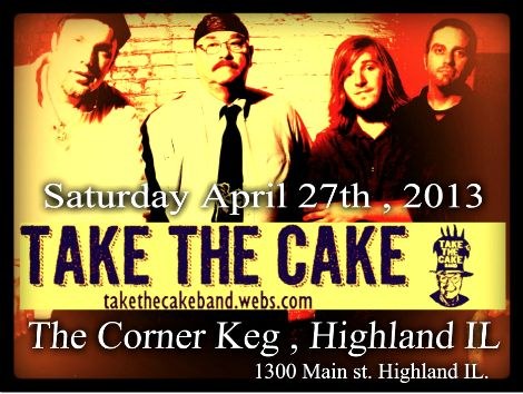 Take The Cake 4-27-13