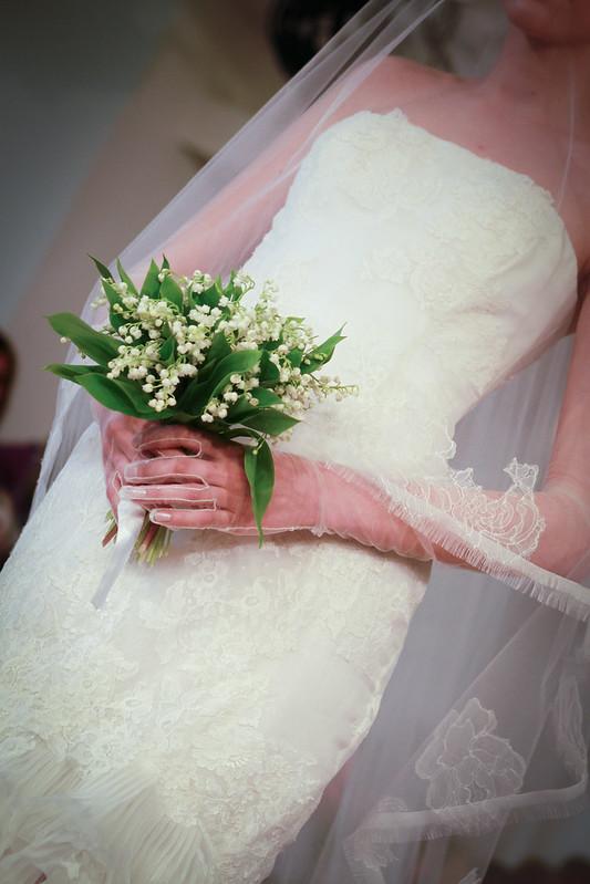 Oscar de la Renta Bridal 2014 - 121