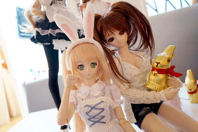 Dollfie Meet in Hong Kong