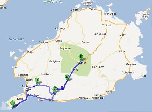 Motobike Route