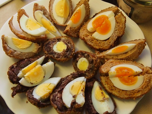 Scotch Eggs galore
