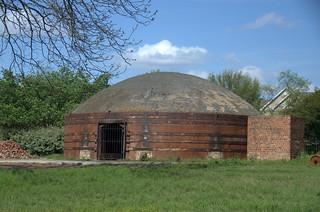 Beehive Kilns  - Guinard Brickworks