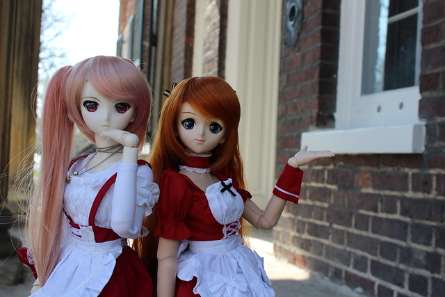 Dollfie Dream meet in Toronto