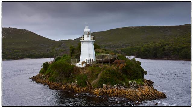 lighthouse - Strahan