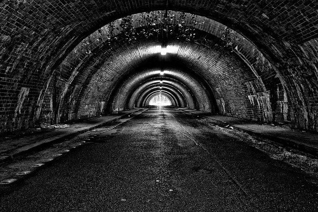 090/365 - Tunnel vision (Explored)