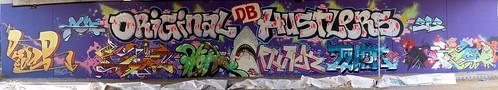 Original Hustlers by graffiticollector