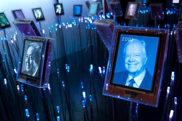 Nobel Peace Center: Jimmy Carter