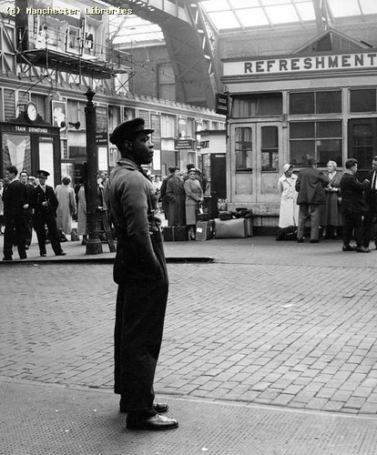 Central Station, Manchester, Porter,1957