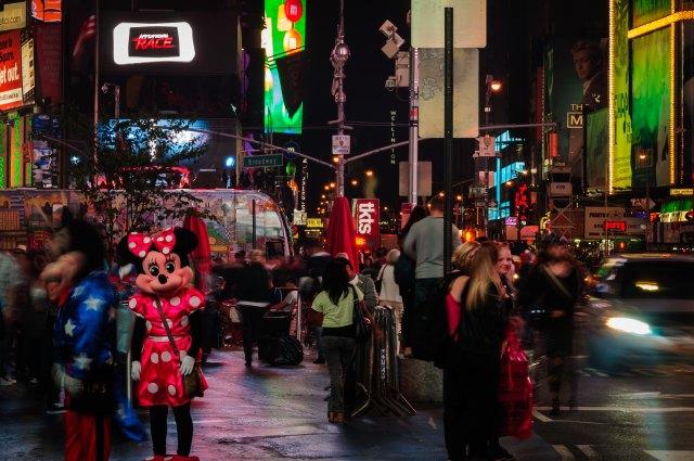 Travel Photography New York City Times Square Photo by Dayton Photographer Alex Sablan