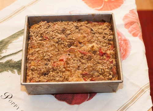 Rhubarb Ricotta Cake (4 of 5)