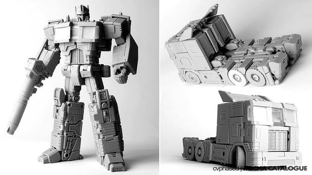 Toyworld TW-02 - IDW Optimus Prime
