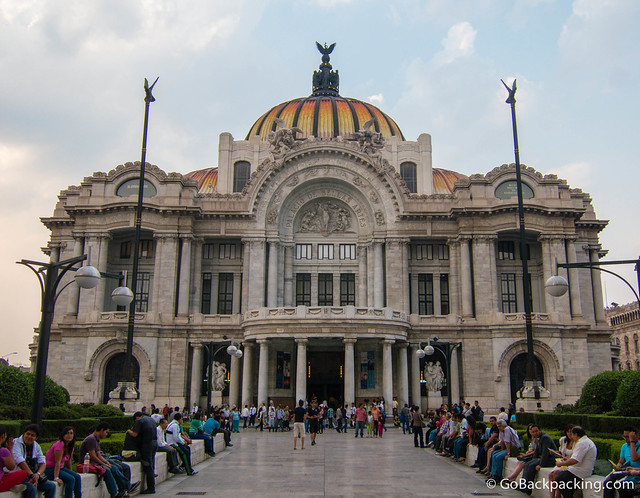 Palacio de Bella Artes