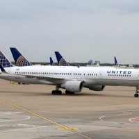 United Airlines N595UA Boeing 757-222(WL) #IAH