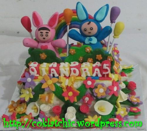 Cake Doby dan Disy