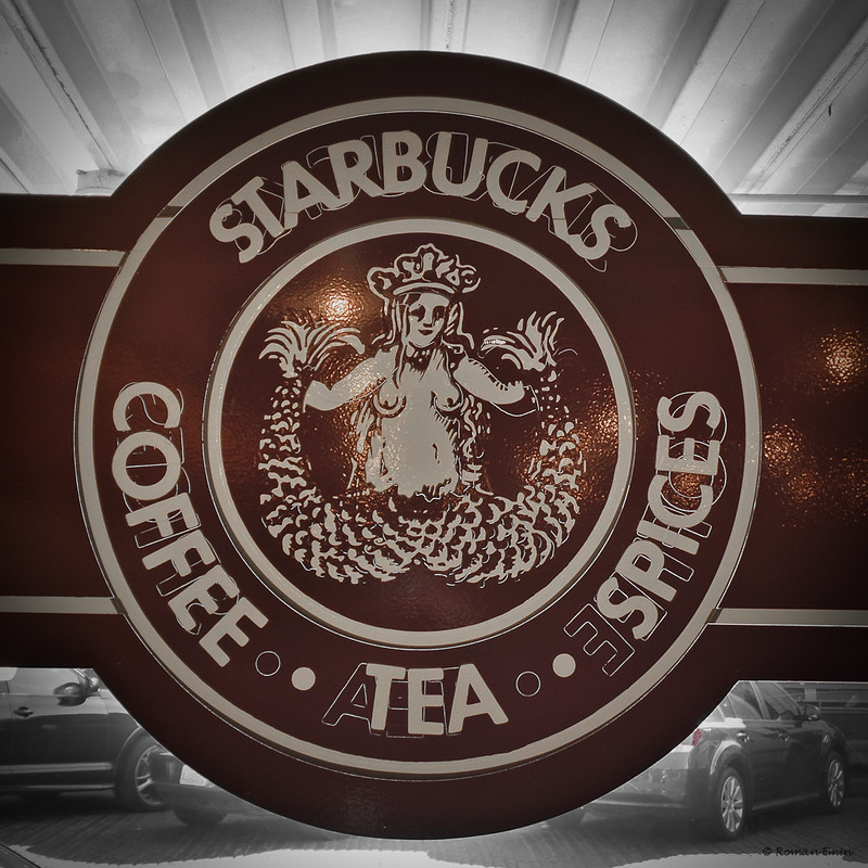 Logo Original de Starbucks